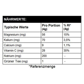 High5 Electrolyte Drink Zero Lemon 20 Tabs